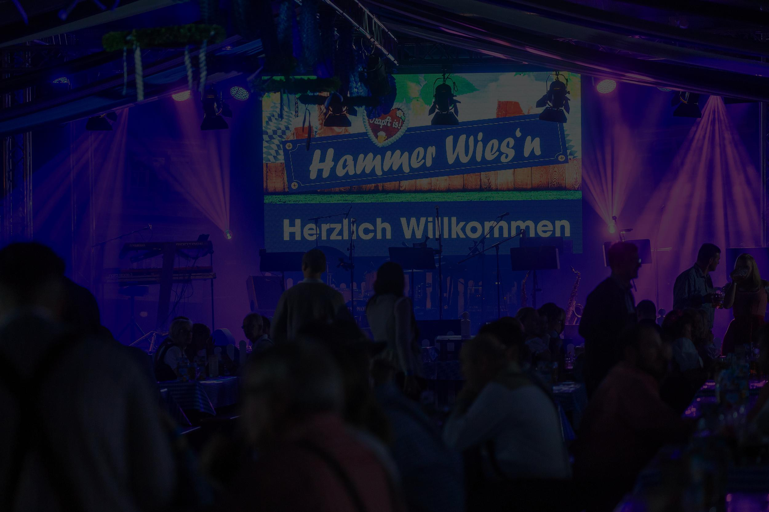 Hammer Wies'nfest 4.0
