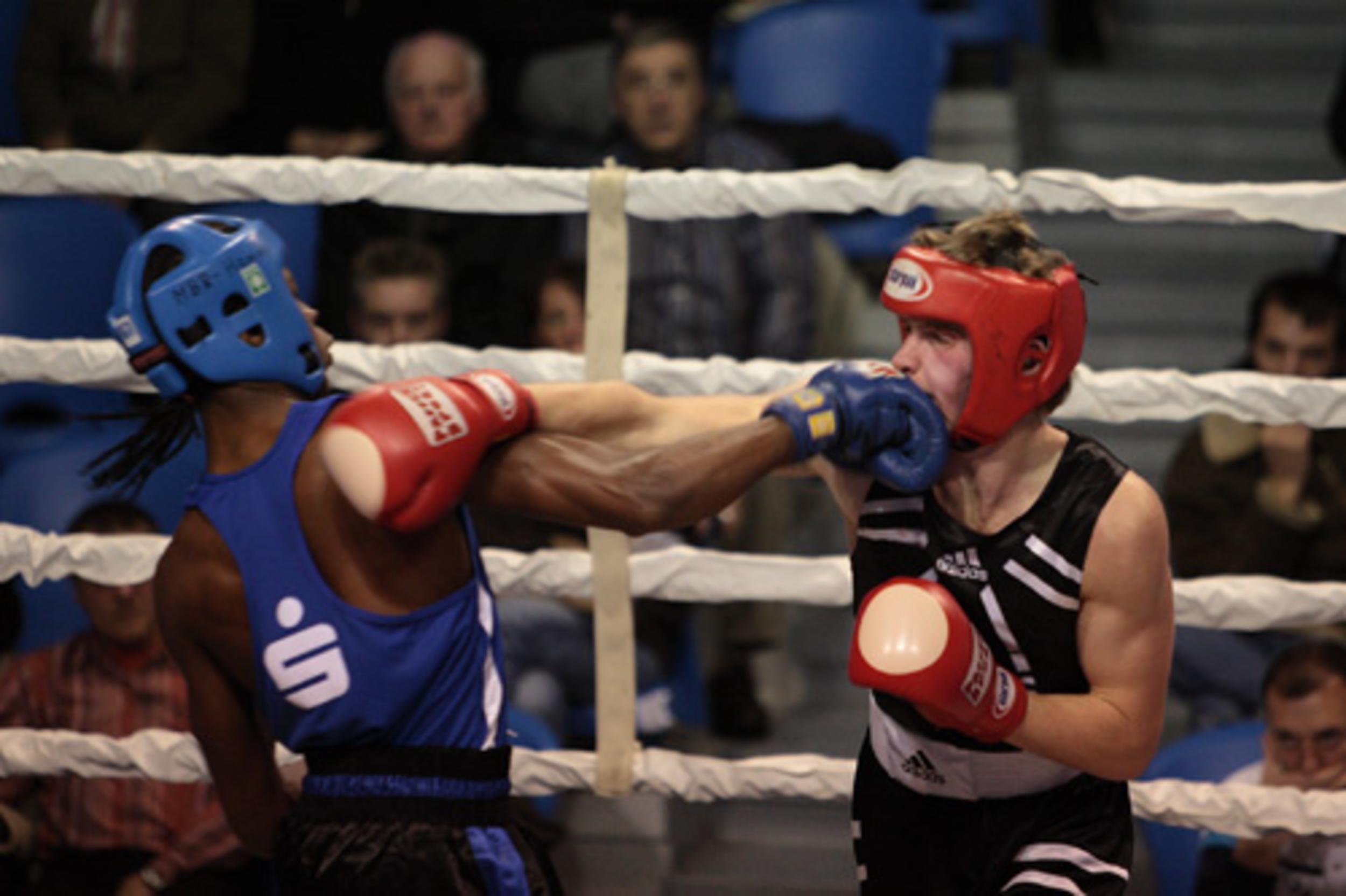 Boxkämpfe 2021 Deutschland
